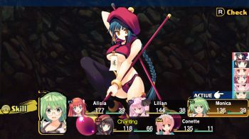 Dungeon Travelers 2: The Royal Library and the Monster Seal arriverà anche in Europa