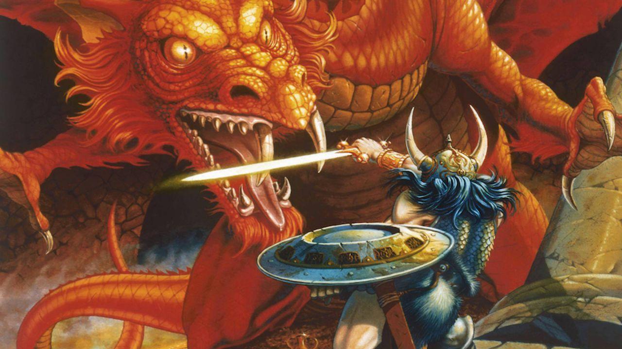 Dungeons & Dragons, in arrivo una serie TV scritta dallo sceneggiatore di John Wick