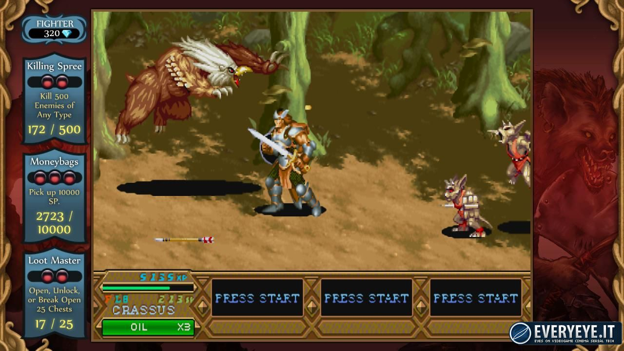 Dungeons & Dragons: Chronicles of Mystara, rivelata la data per la versione Wii U