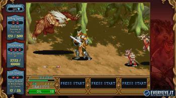 Dungeons & Dragons: Chronicles of Mystara, rivelata la data per la versione Wii U