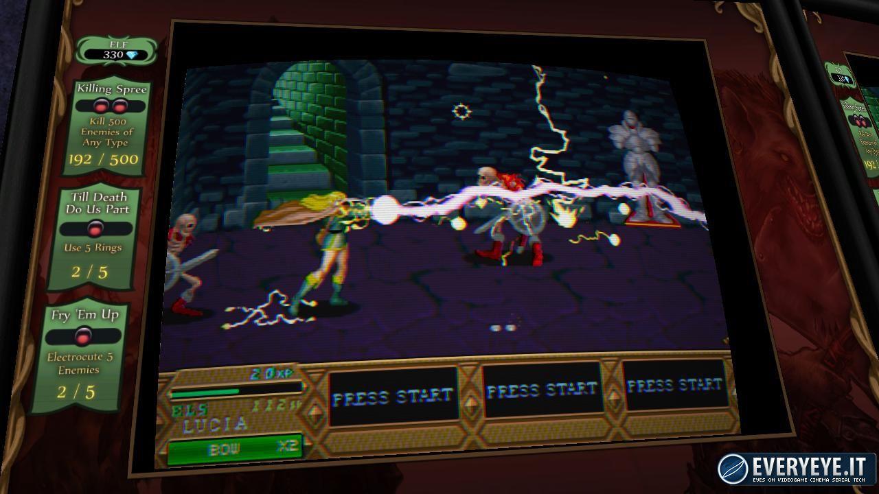 Dungeons & Dragons: Chronicles of Mystara - la versione Wii U rimandata a Settembre