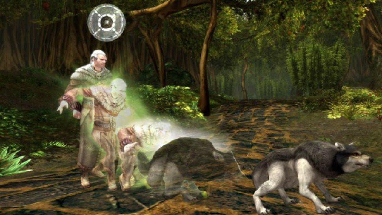Dungeons & Dragons Online - immagini per i dungeon Graveyard e Yugo