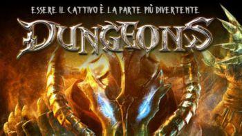 Dungeons è in arrivo completamente in italiano grazie a FX Interactive