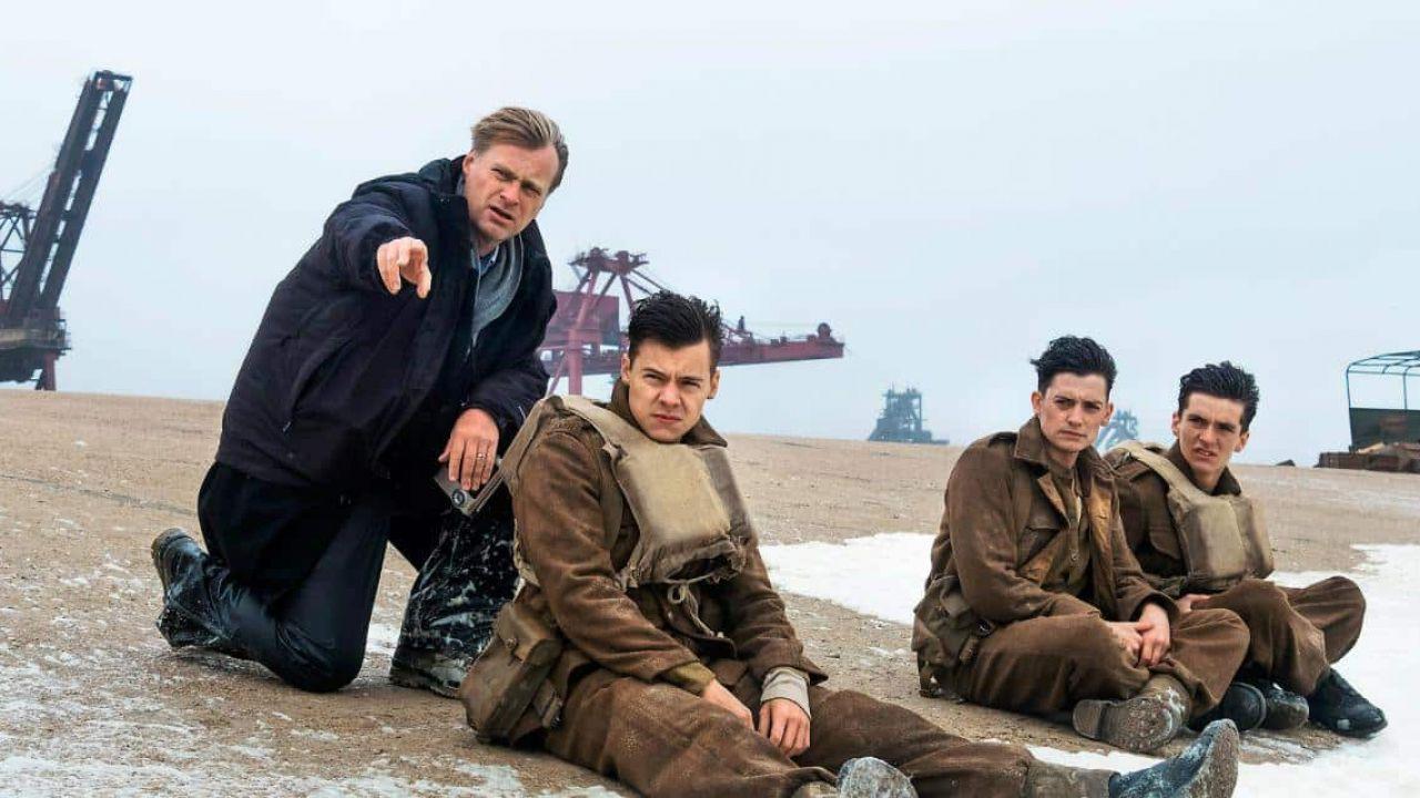 Dunkirk, quando Christopher Nolan attraversò davvero la Manica per preparare il film