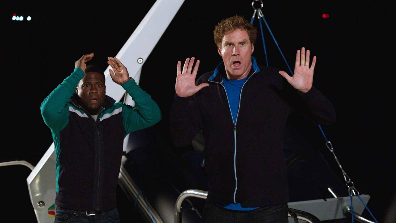 Duri si diventa: nuovo trailer e nuove foto dalla commedia con Will Ferrell e Kevin Hart