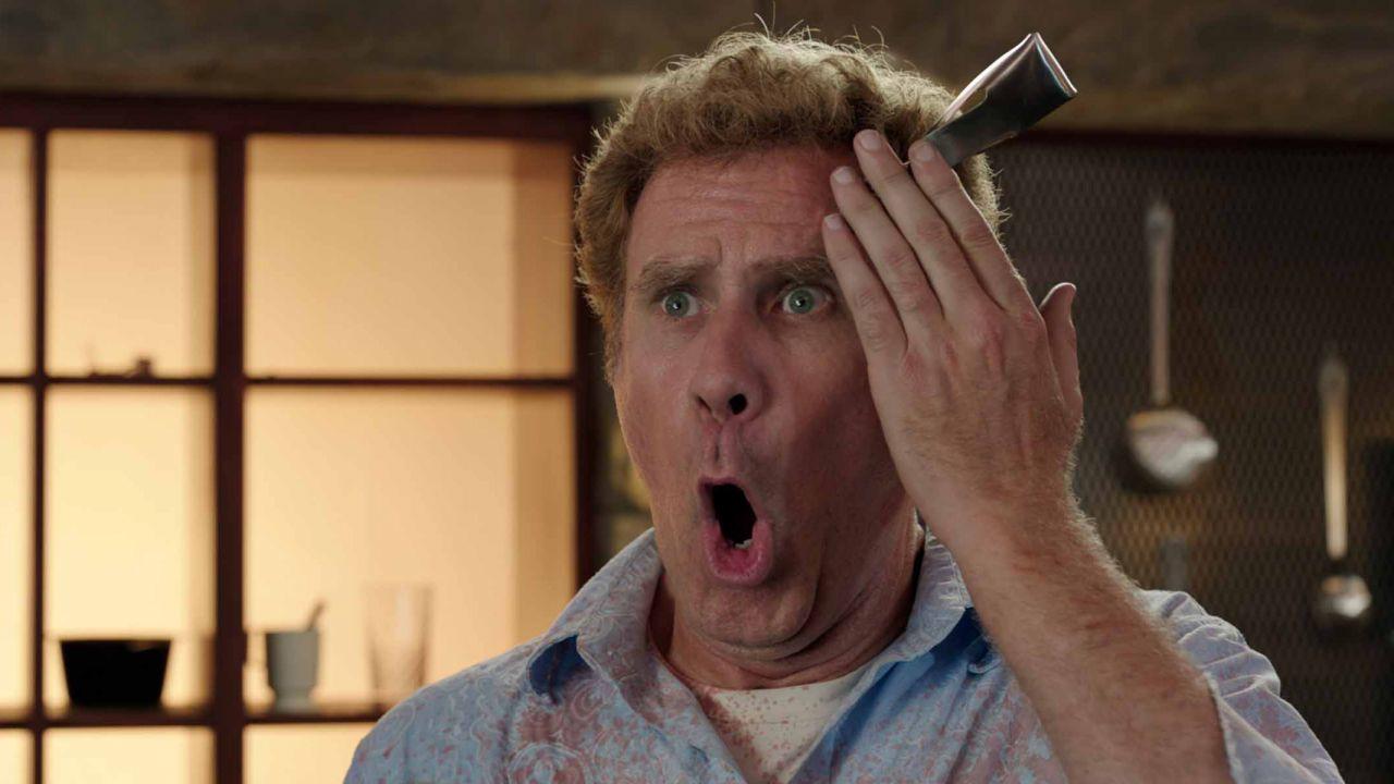 Duri si diventa: tante nuove foto dal film con Will Ferrell e Kevin Hart