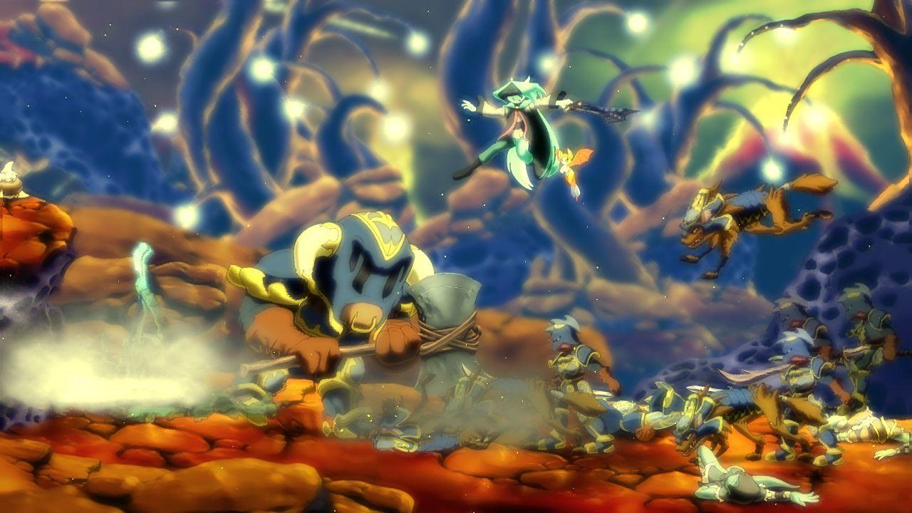 Dust: An Elysian Tail annunciato per PlayStation 4