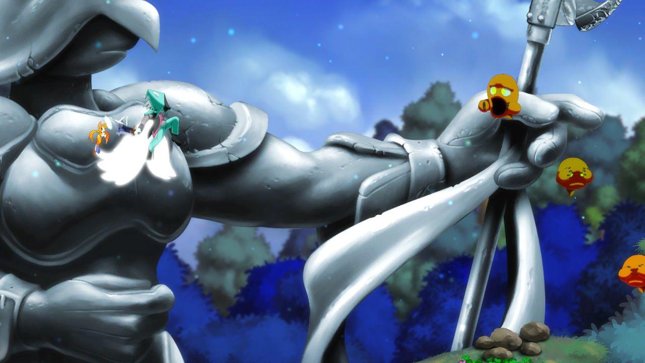 Dust: An Elysian Tail disponibile come gioco gratuito fino al 15 maggio
