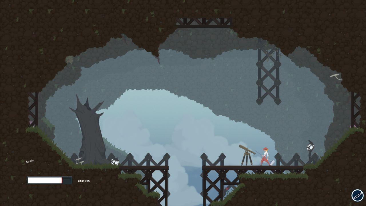 Dustforce: immagini per la versione console