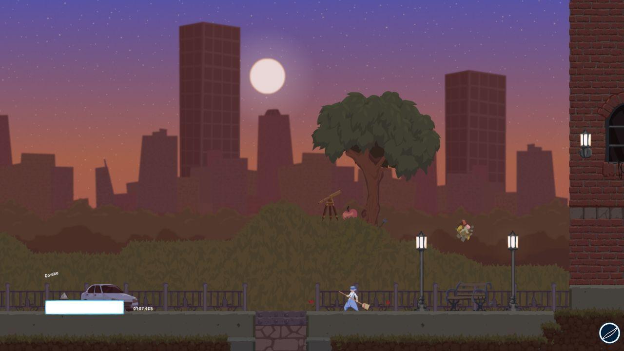 Dustforce: lungo video gameplay per la versione console