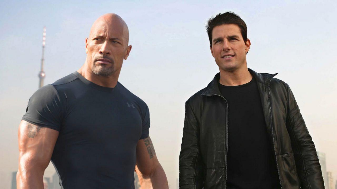 Dwayne Johnson: quella volta che Tom Cruise gli rubò il ruolo di Jack Reacher