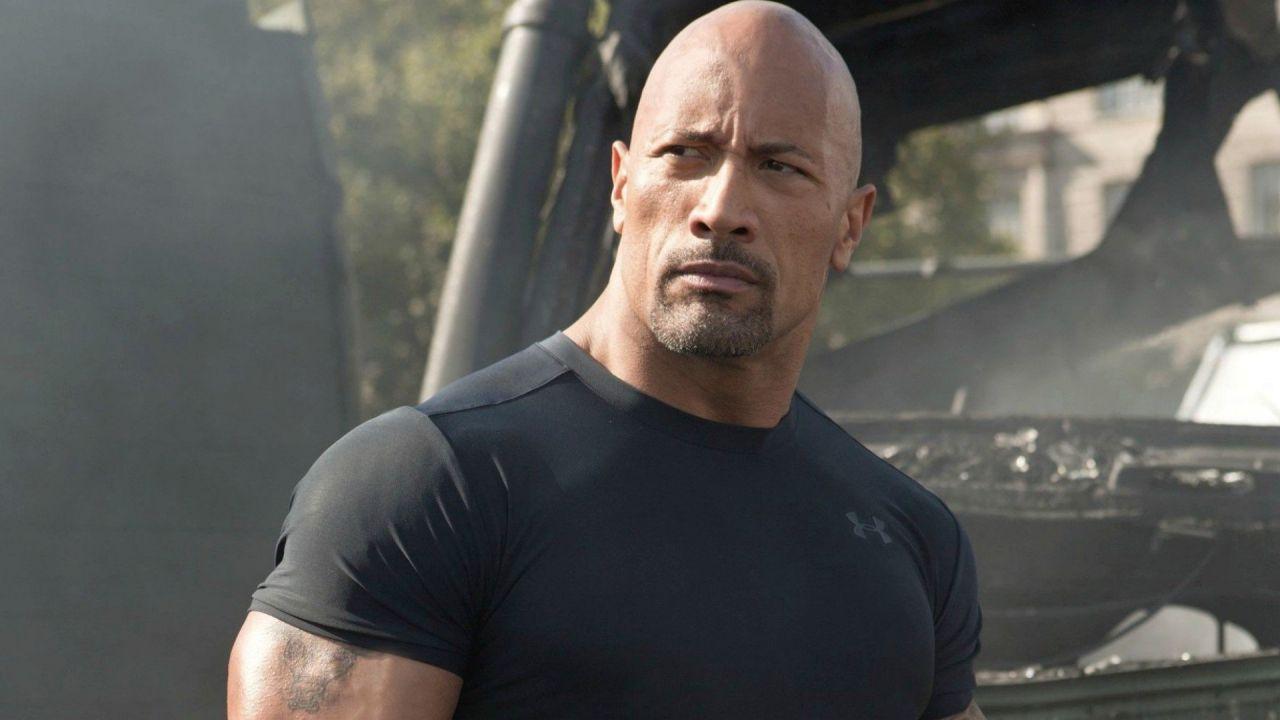 Dwayne 'The Rock' Johnson, il 2020 sarà il primo anno senza un suo film dal 2001