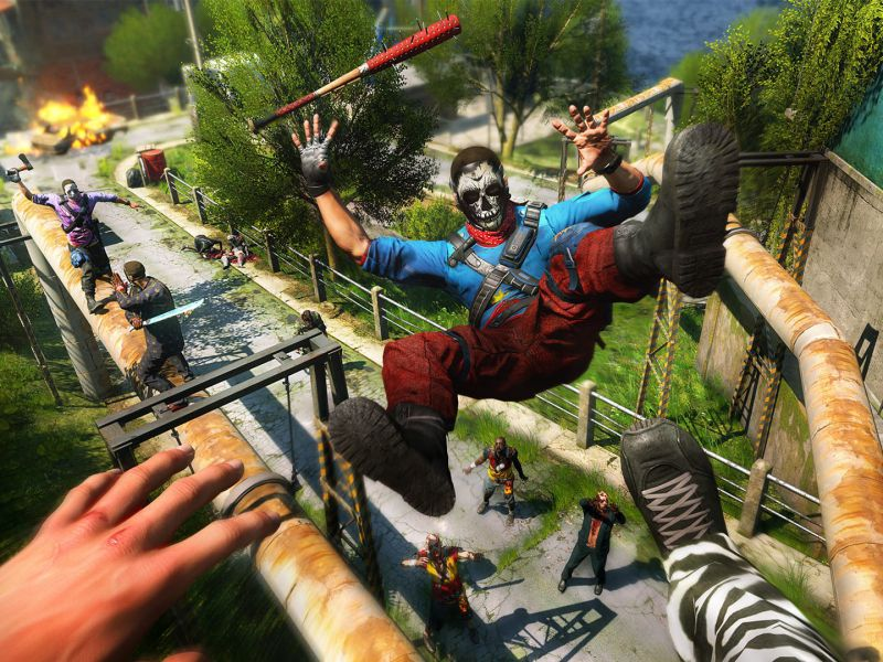 Dying Light: Bad Blood è ora disponibile gratis per chi possiede il gioco
