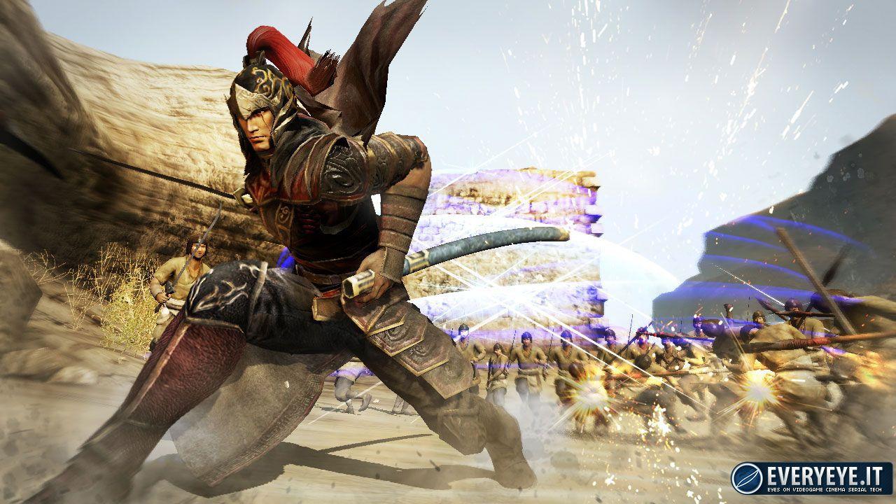 Dynasty Warrioes 8: un video mostra dieci minuti di gioco