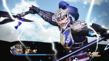 Dynasty Warriors 7: Xtreme Legends: Guo Jia in azione
