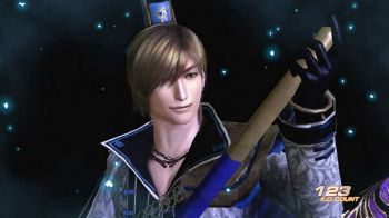 Dynasty Warriors 7: Xtreme Legends: Pang De in azione