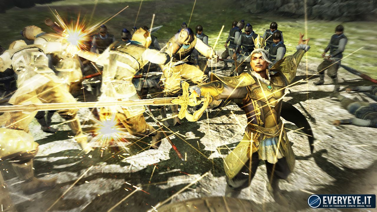 Dynasty Warriors 8: confermati 8 personaggi