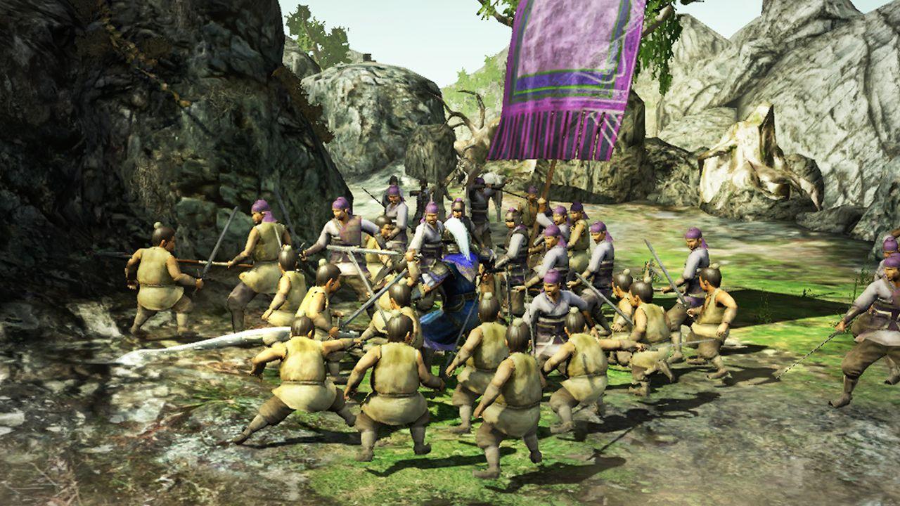Dynasty Warriors 8 Empires non sarà doppiato in inglese