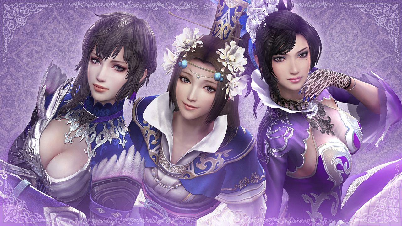 Dynasty Warriors 8 Empires per PlayStation Vita uscirà a novembre in Giappone