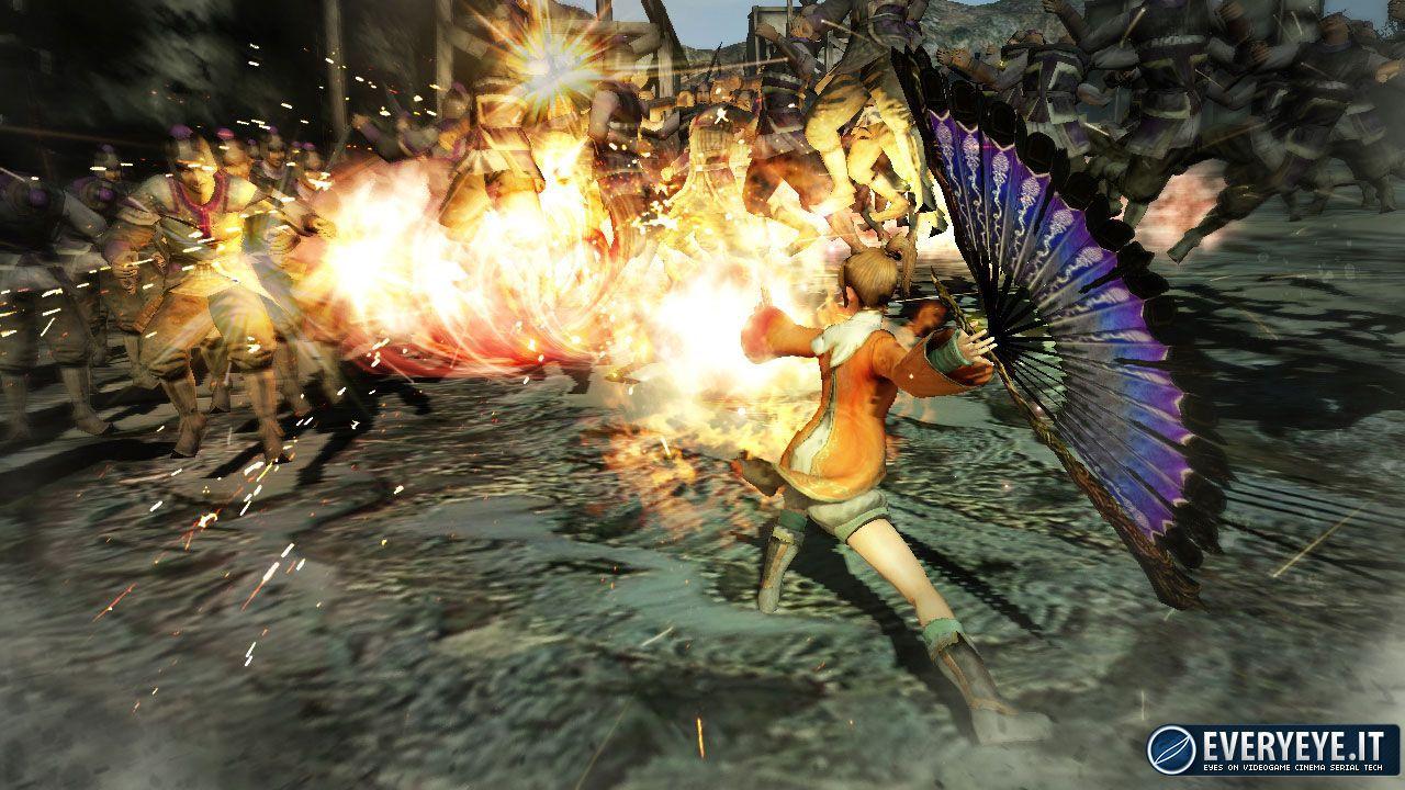 Dynasty Warriors 8: il filmato d'apertura