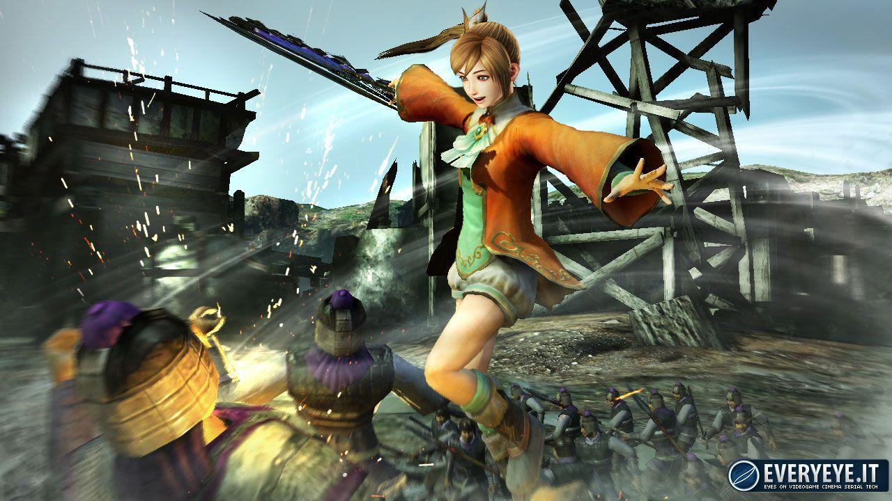 Dynasty Warriors 8: nuove immagini e filmati