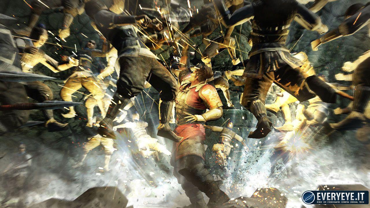 Dynasty Warriors 8: nuovi screen