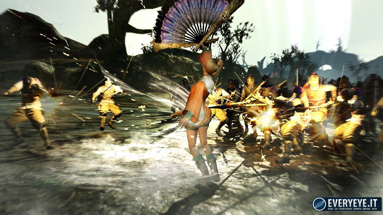 Dynasty Warriors 8 si mostra in nuove immagini