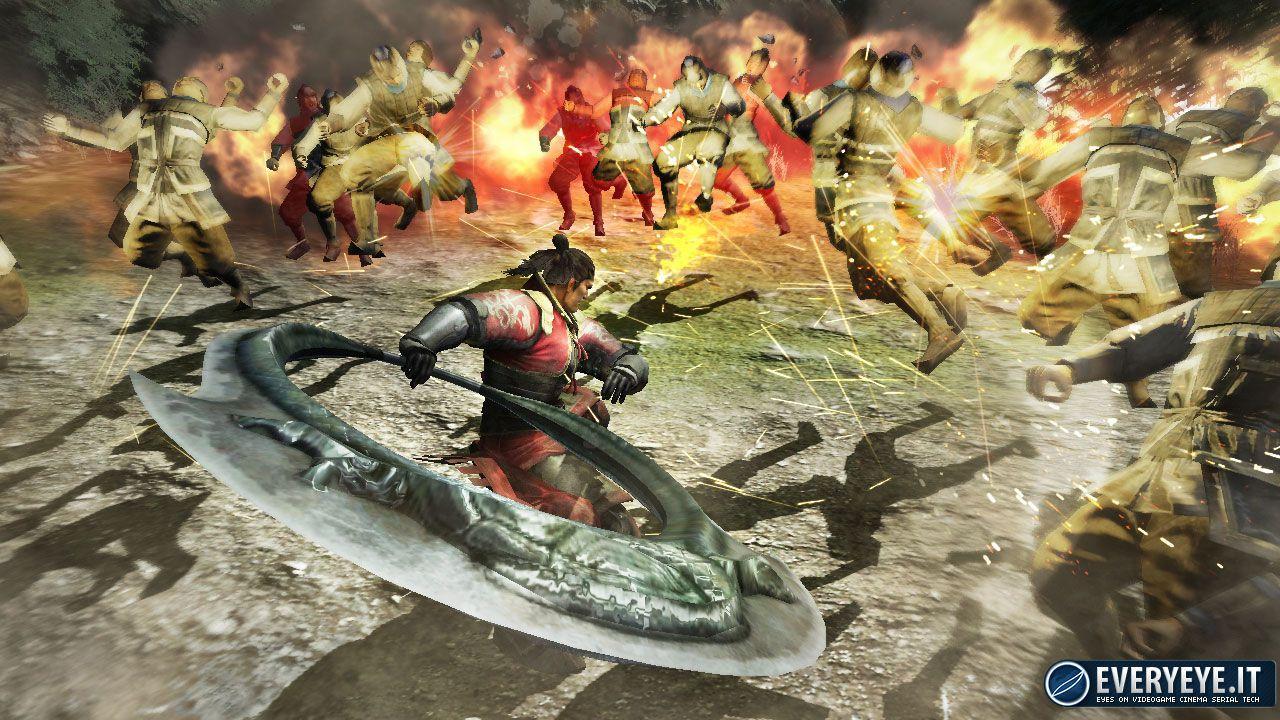 Dynasty Warriors 8: trailer dello regno Jin
