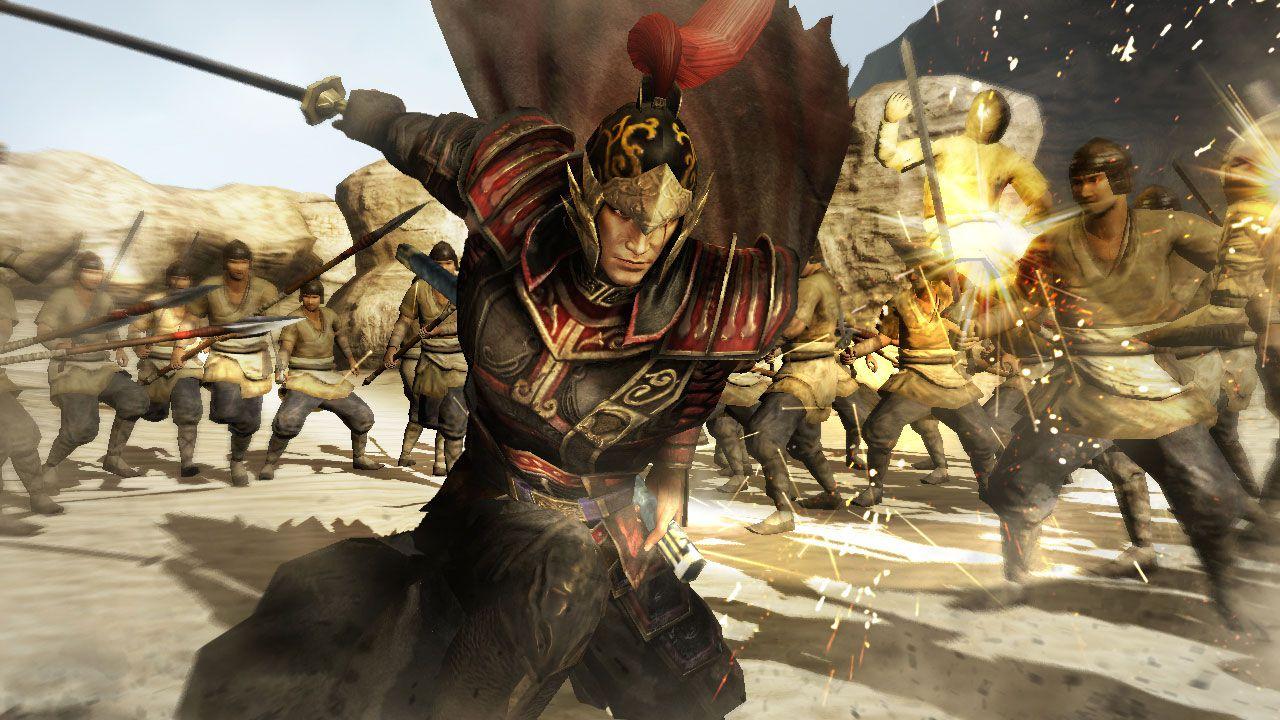 Dynasty Warriors: annunciato un film in live action
