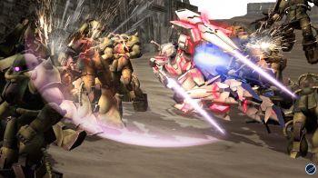 Dynasty Warriors: Gundam Reborn arriva in Europa su PS3