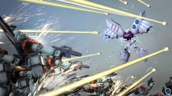 Dynasty Warriors: Gundam Reborn, prime immagini