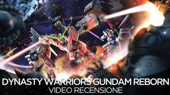 Dynasty Warriors: Gundam Reborn - Video Recensione