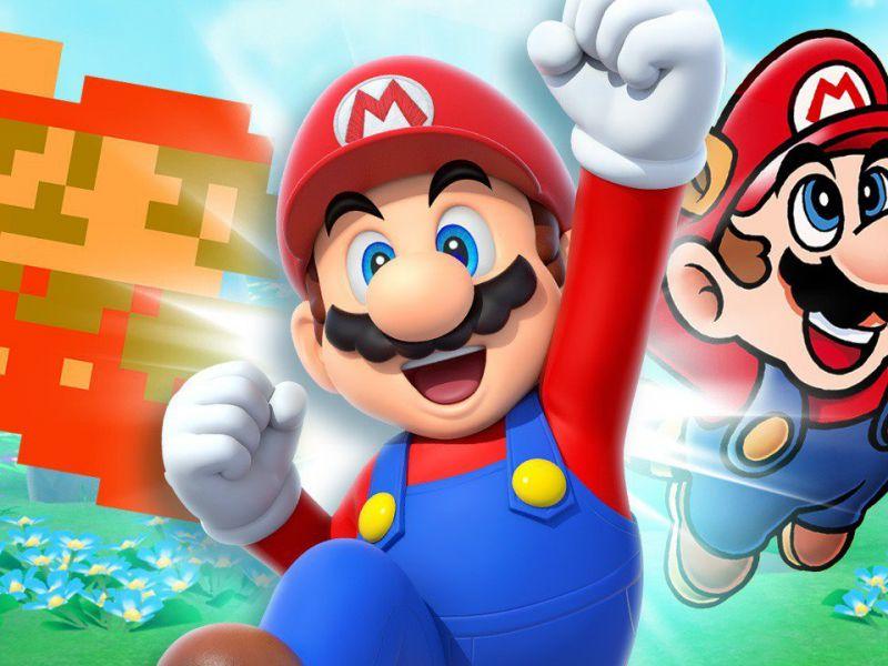 E se arrivasse un live-action per Mario dopo il successo del film di Sonic ?