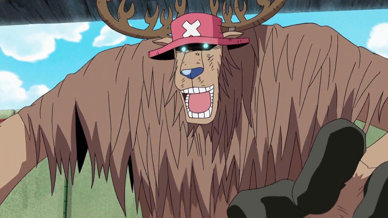 E se Chopper fosse un Mink? Il personaggio di ONE PIECE in versione Sulong in una fanart