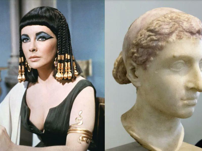 E se Cleopatra non si fosse realmente uccisa col veleno di un serpente?