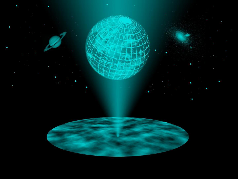 È stato creato un ologramma quantistico utilizzando l'entanglement