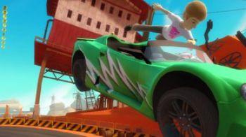E' in arrivo un nuovo racing game della serie Joy Ride