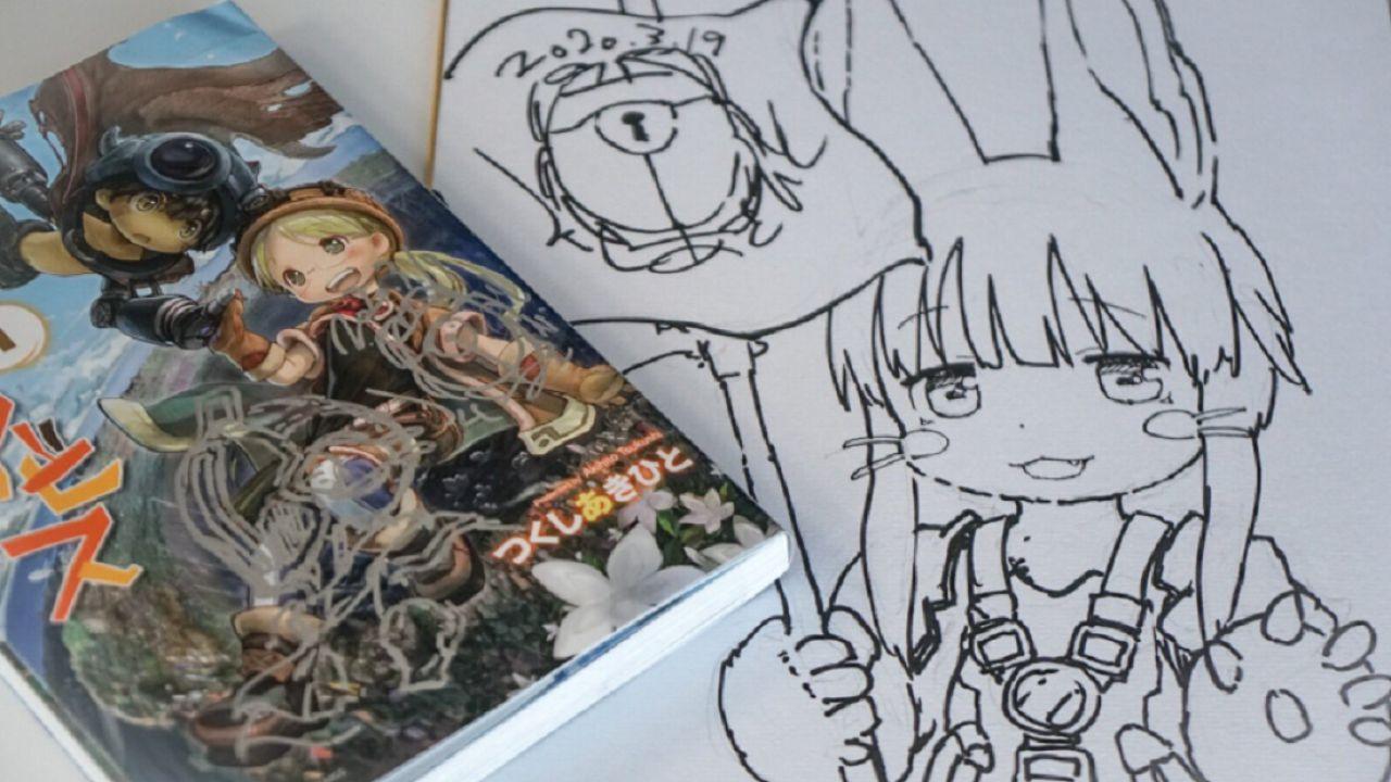 È nato un amore? il creatore di Made in Abyss incontra Hideo Kojima