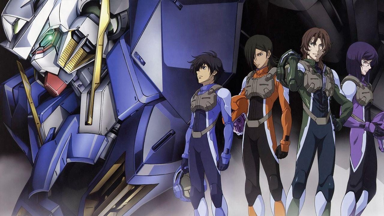 È ufficiale! L'apprezzato anime di Mobile Suit Gundam 00 riceverà un sequel