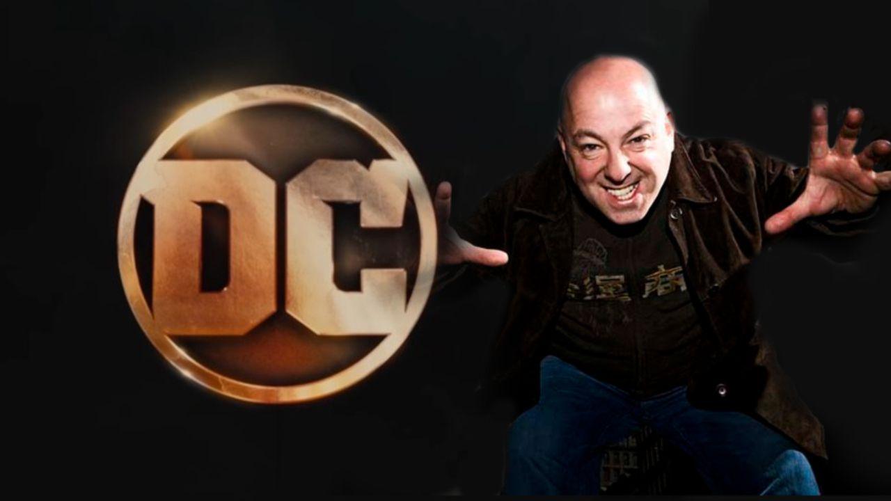 È ufficialmente iniziata l'esperienza di Brian Michael Bendis alla DC Comics