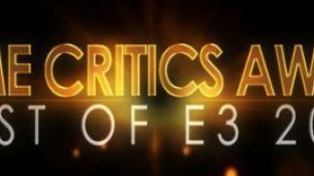 E3 2012: annunciate le nomination dei Game Critics Awards