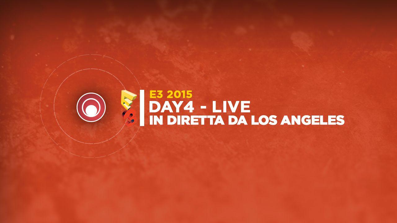E3 2015: Andrea e Francesco in diretta da Los Angeles alle 17:00 - Replica Live