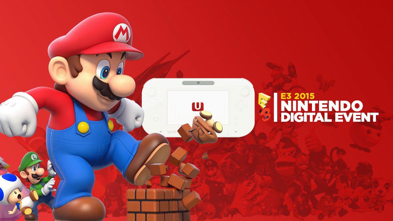 E3 2015: Nintendo Digital Event in streaming con commento in italiano il 16 giugno alle 18:00