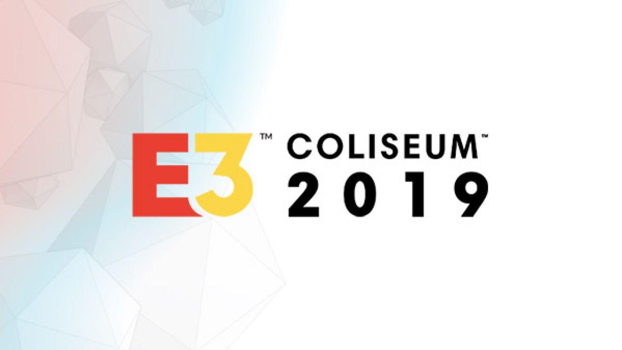 E3 2019: nuovi dettagli e lineup E3 Coliseum e PC Gaming Show