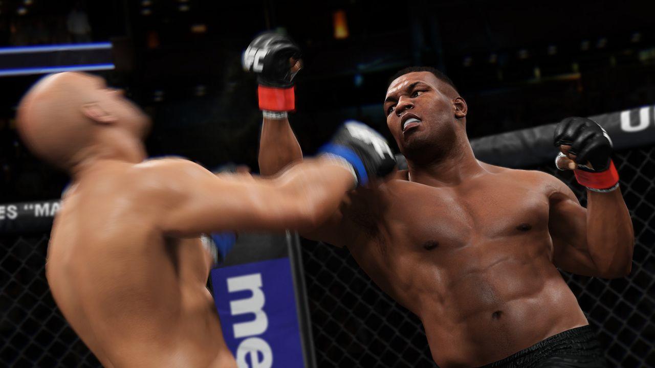 EA Sports UFC 2 disponibile in prova su EA Access