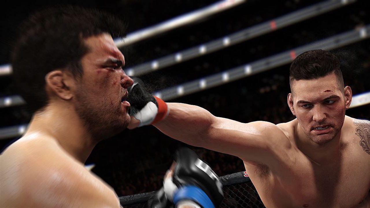 EA Sports UFC 2: Ecco tutti i personaggi inclusi nel roster