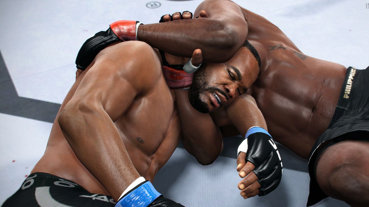 EA Sports UFC 2: nuove meccaniche introdotte tramite alcuni filmati