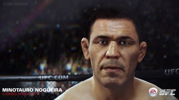 EA Sports UFC : Gameplay Off Screen