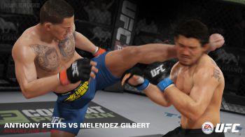 EA Sports UFC: l'ultimo aggiornamento include quattro nuovi lottatori
