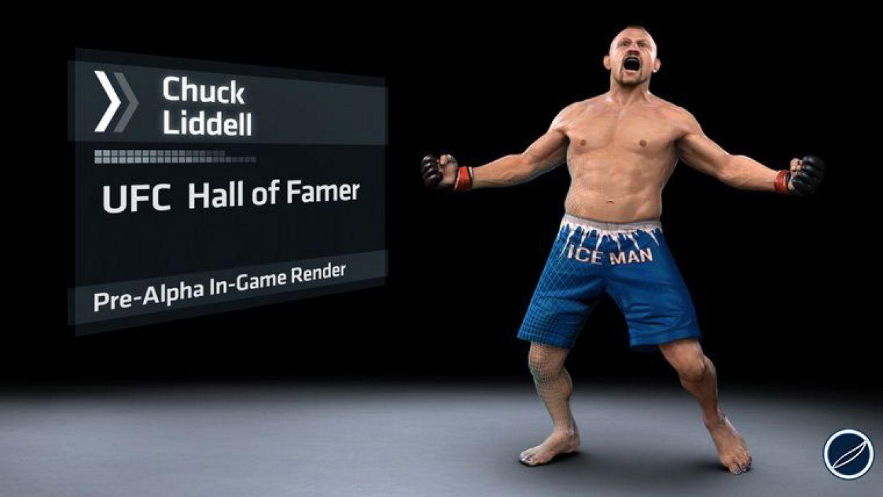 EA Sports UFC non permetterà di condividere il proprio lottatore personalizzato